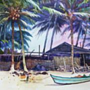 Seashore Art Print