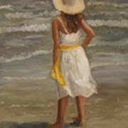 Seaside Dreams Art Print