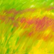 Season Of The Red Grass Art Print