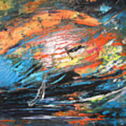 Seastorm Art Print