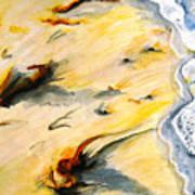 Seaswept Art Print