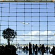 Seatac Airport K088 Art Print