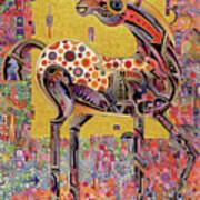 Secessionist Horse Art Print by Bob Coonts