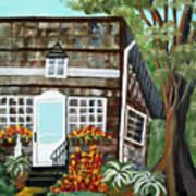 Secluded Home Art Print