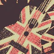 Second British Invasion Art Print