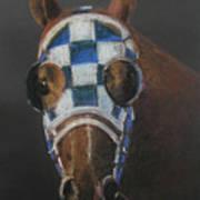 Secretariat - Jewel Of The 1973 Triple Crown Art Print