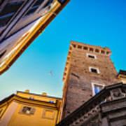 Secrets Of Italy  Art Print