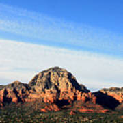 Sedona Afternoon Art Print