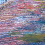 Sedona Mesa Strata  Art Print