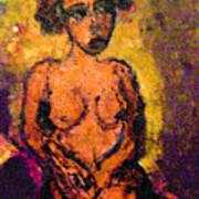 Seduction Art Print by Noredin Morgan