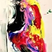 Seductress Of Milan Art Print