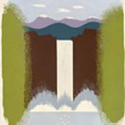See America Poster, C1937 Art Print