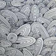 See Study Nine Art Print