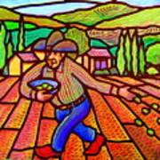 Seeds Of Hope Art Print