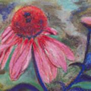 Seeking Nectar Art Print