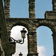 Segovia Aqueduct Art Print