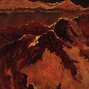 Seismic Shift Art Print