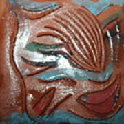 Selene -tile Art Print