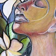 Self-healing Art Print