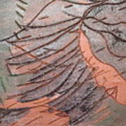 Selinas Babe - Tile Art Print