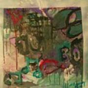 Semi Gloss Fadeout Art Print