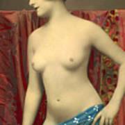 Semin Nude Girl Art Print