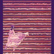 Senorita Dance Art Print