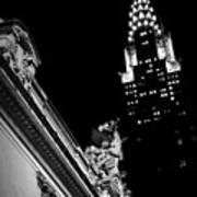 Sentinel For Grand Central Art Print