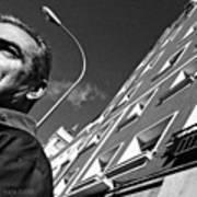 Señor  #señor #mqn #sky #building Art Print