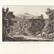 Sepolcro Di L. Cellio A Tivoli Art Print