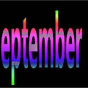 September 5 Art Print