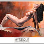 September Mystique Art Print