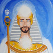 Serapis Bey Art Print