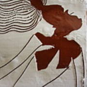 Serena - Tile Art Print