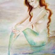 Serene Moments Art Print