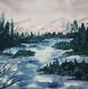 Serenity IIi Art Print