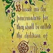 Sermon3 Art Print