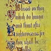 Sermon8 Art Print