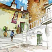 Serpa  Portugal 03 Bis Art Print