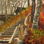 Seven Bridges Art Print