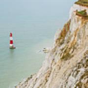 Seven Sisters Cliffs 16 Art Print