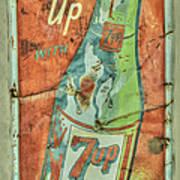Seven Up Fresh Up Art Print