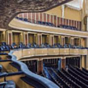 Severance Balcony And Main Floor Art Print