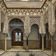 Sevilla Art Print