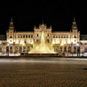 Sevilla Seville Andalucia Spain Art Print