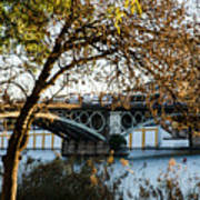 Seville - The Triana Bridge 2  Art Print
