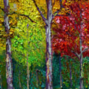 Sewp Fall Art Print