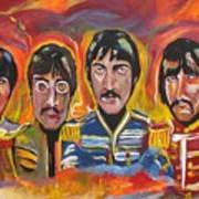 Sgt Pepper Art Print