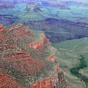 Shades Of The Canyon Art Print