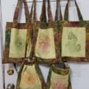 Shadi Handbags Art Print